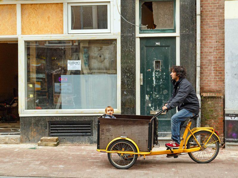 Lasten E-Bikes – das Elektrofahrrad mit Ladefläche