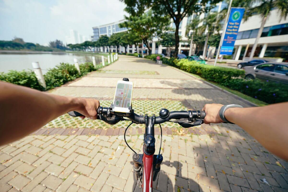 Das Smart eBike: Vernetzt auf dem Smart Bike