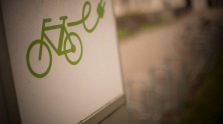Die E-Bike-Ladestation – Eine Tankstelle für das E-Bike