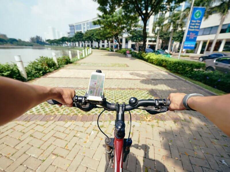 Fahrradnavigation für E-Bikes – Immer gut ankommen
