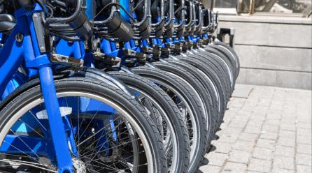 Bike-Sharing – die flexible Art, ein Fahrrad oder E-Bike zu mieten