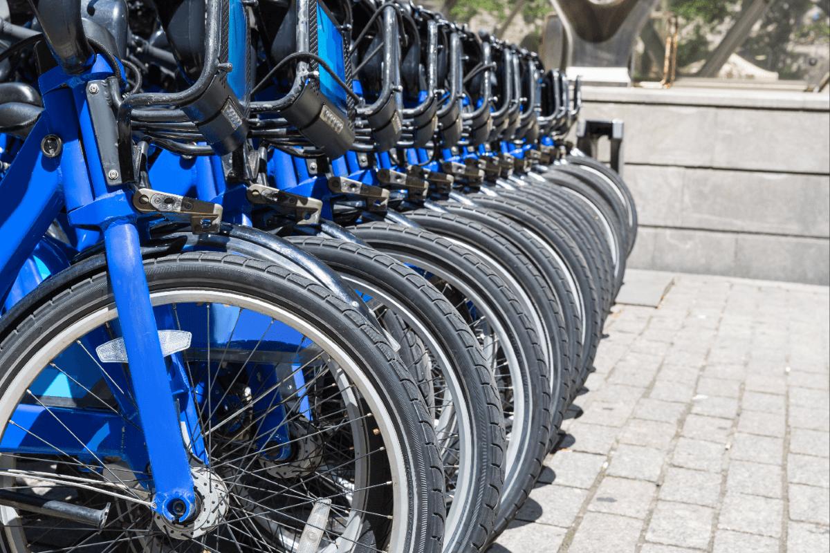 Bike-Sharing – die flexible Art, ein Fahrrad zu mieten