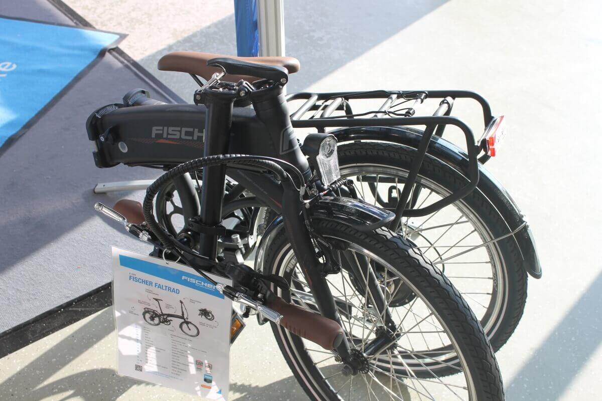 Jetzt auch als Faltrad: Das E-Bike Klapprad