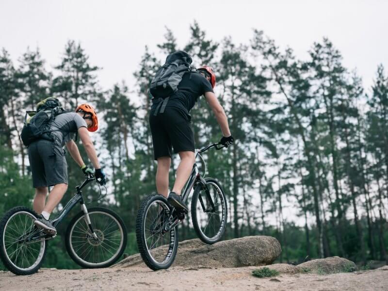 E-Trial-Bikes für jedermann