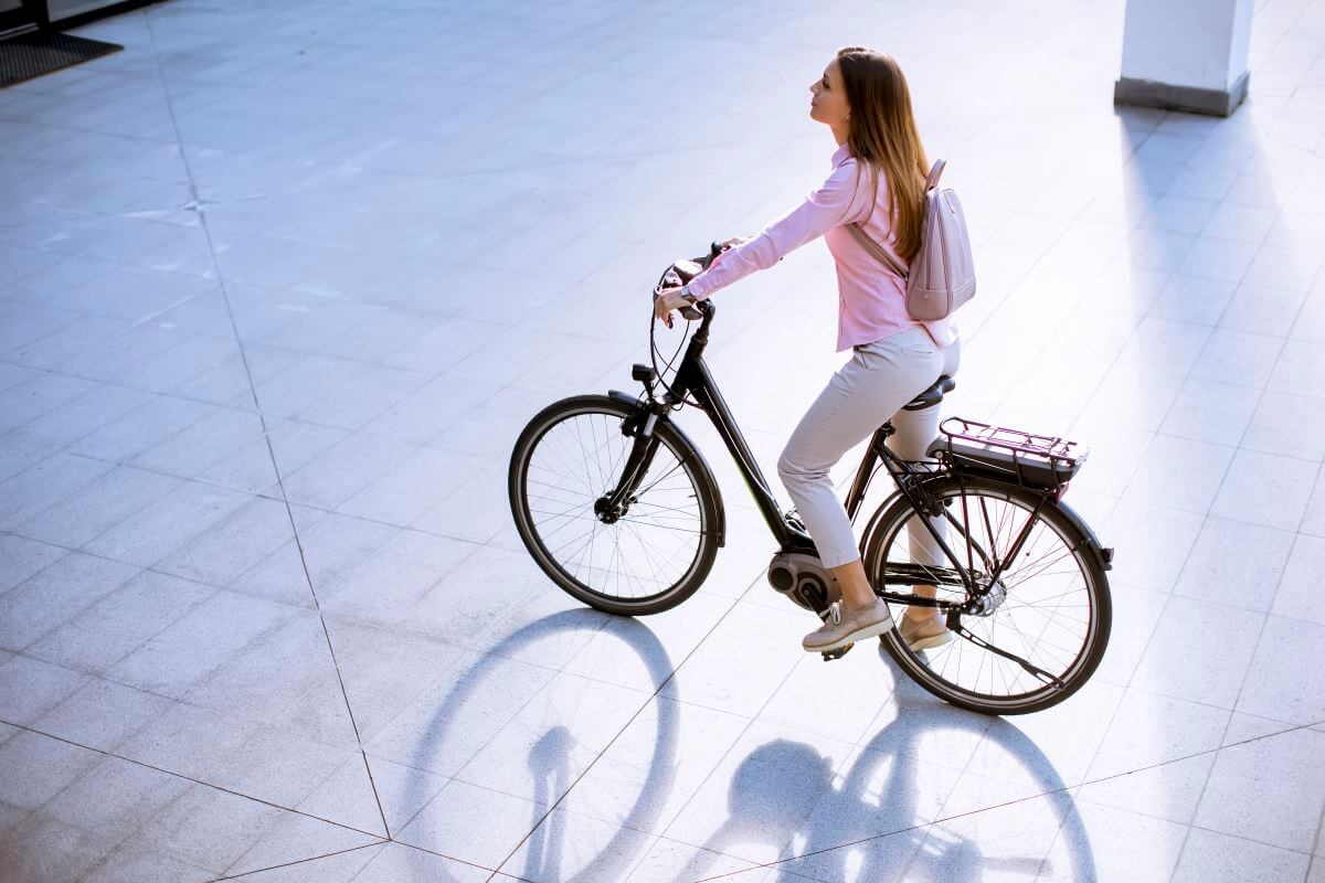 Damen E-Bikes: Stylische E-Bikes für Frauen