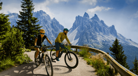 E-Mountainbikes – Die Pedelecs für jede Geländeart!