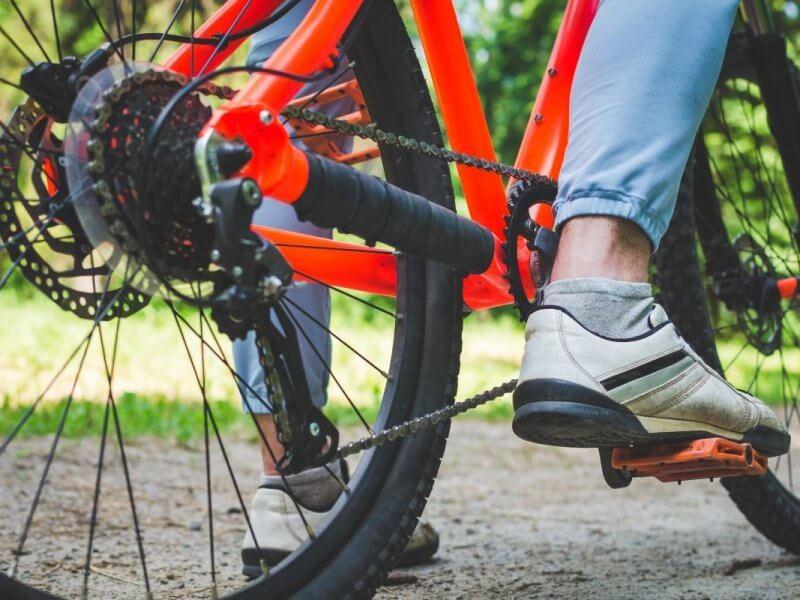 Die richtige Trittfrequenz für das optimale Fahrradfahren