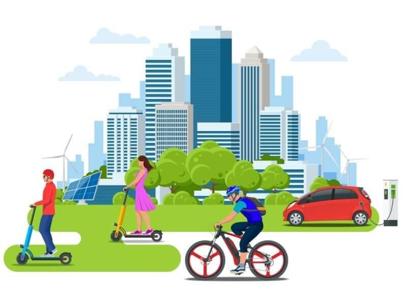 City E-Bikes – Finde dein Bike für die Stadt