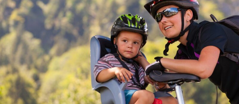 E-Bike Kindertransport: Lastenfahrrad, Anhänger oder Kindersitz?